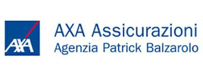 Sponsor AXA Agenzia Patrick Balzarolo